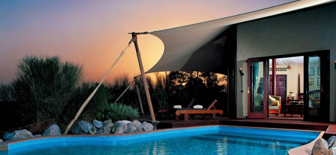 luxury eco lounge in South Africa, symbolizing the beauty of a luxury adventure trip