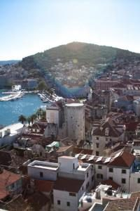split in croatia, inviting visitors to spend a luxury vacation for fitness and wellness there