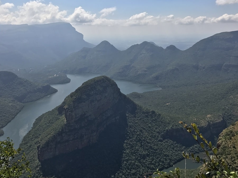 Picture of Blyde Canyon in South Africa