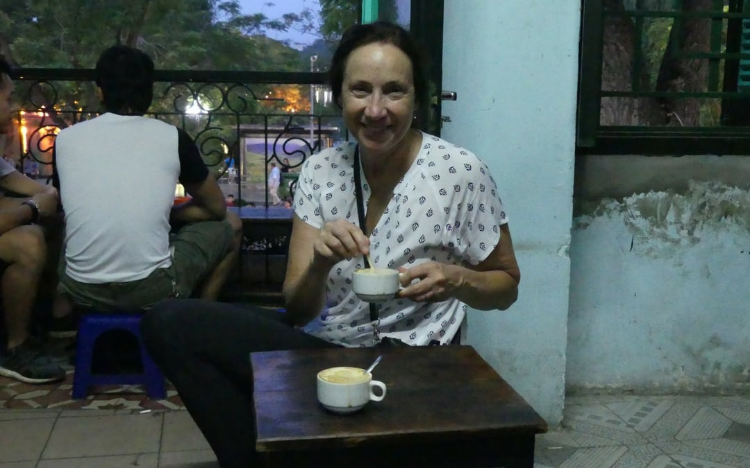 luxury travel advisor Theresa Jackson on her Hanoi travel sustainable tourism tour
