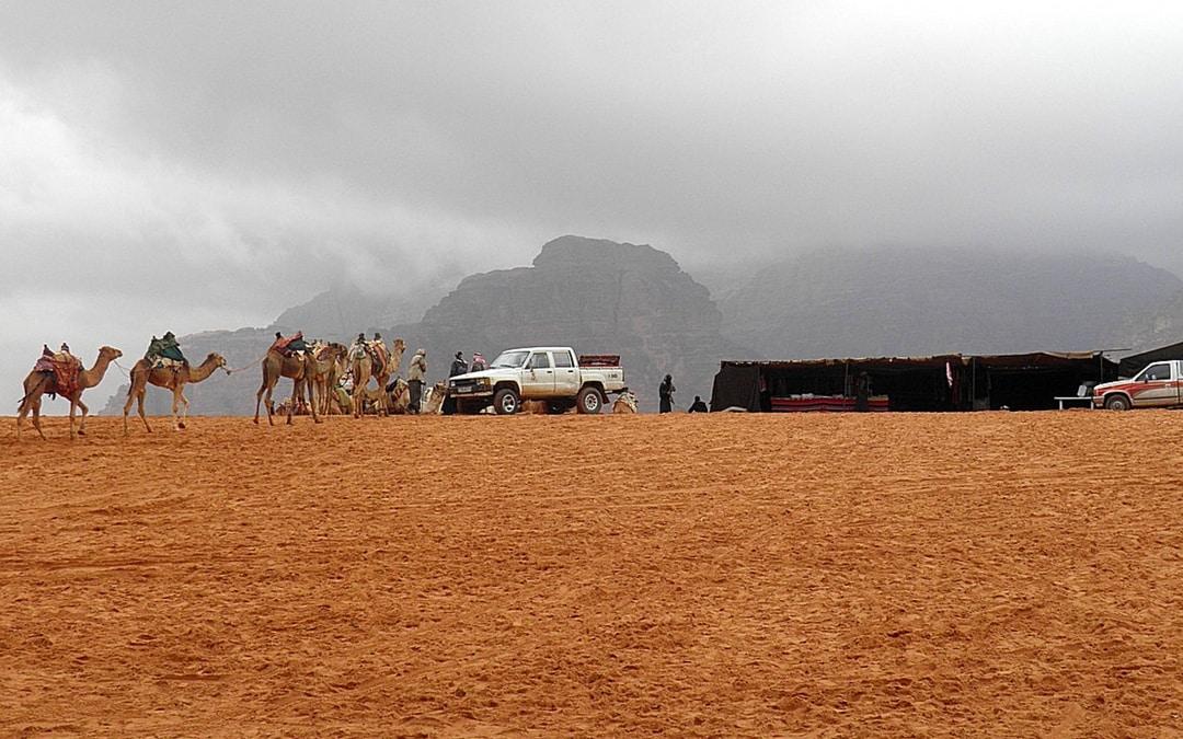 Wadi Rum in Jordan, travel in Jordan