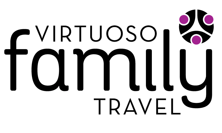 logo virtuoso family travel