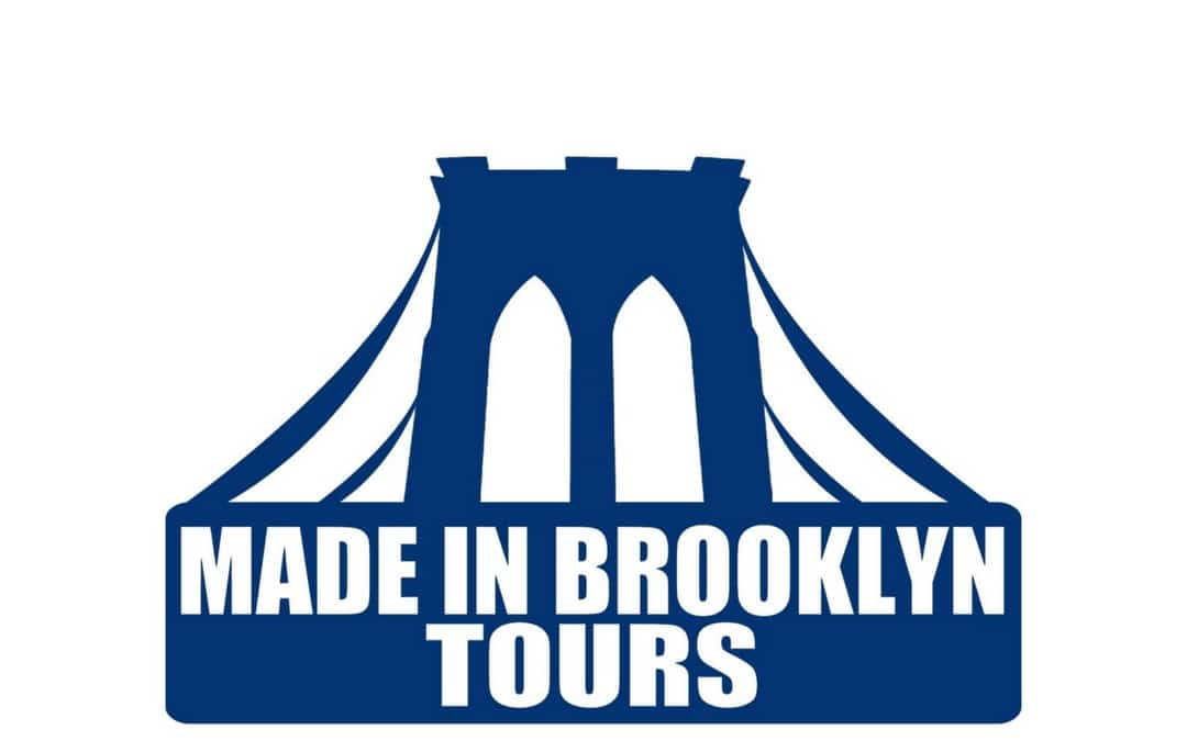 logo made in brooklyn tours, plan a trip to new york city