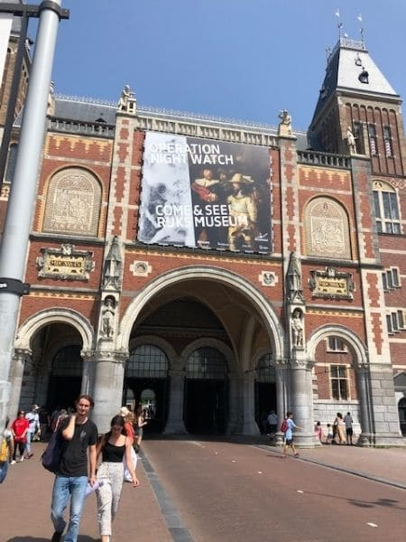 Rijksmuseum Amsterdam, Amsterdam Private Guided Tour