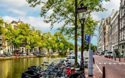 Bike Trips in Europe: Exploring Belgium and the Netherlands by Bike and Barge