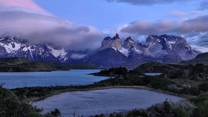 Chilean Patagonia to Torres del Paine National Park