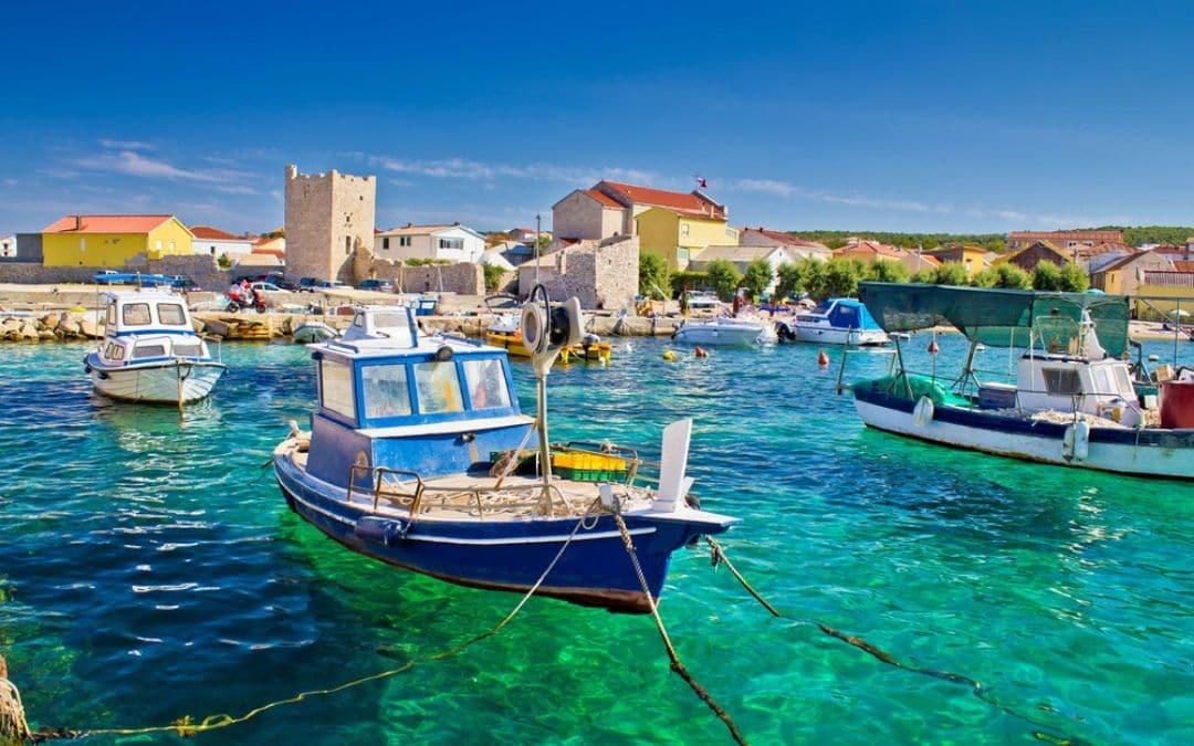 Croatia in Autumn, Adriatic Sea