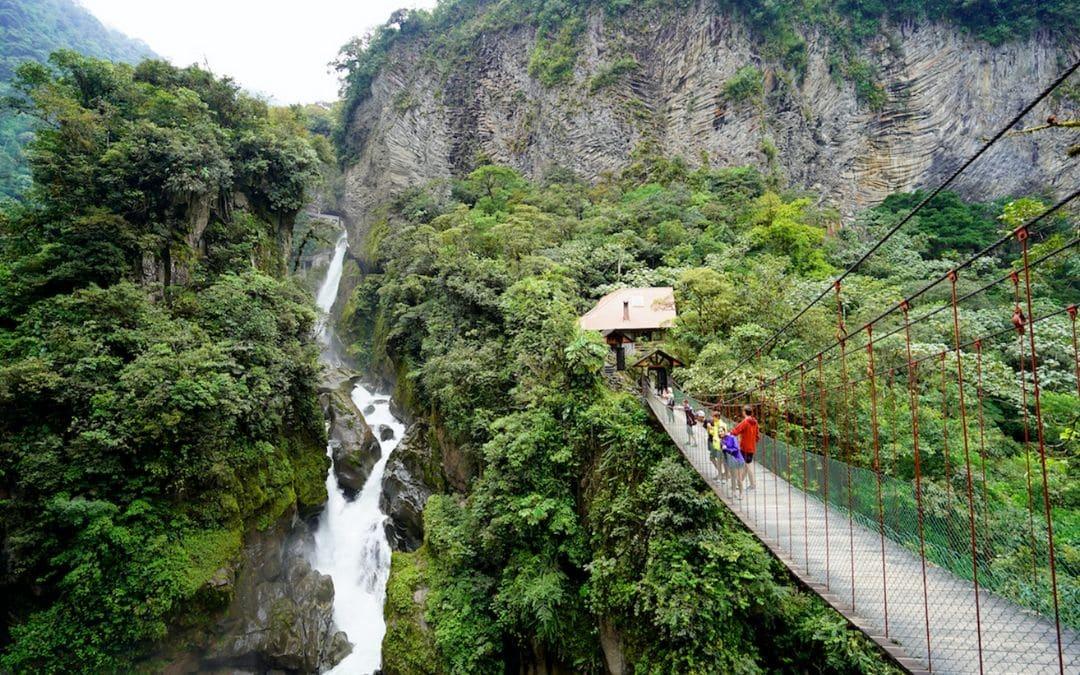 Ecuador family vacation