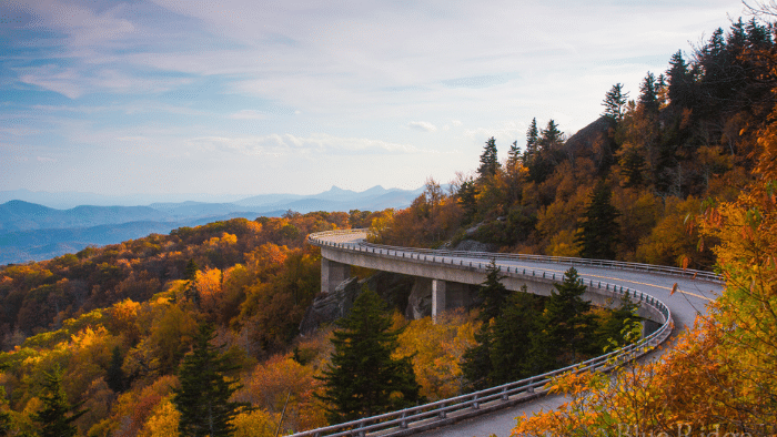 road trip to Blue Ridge Parkway, Southeast US, how to prepare a road trip