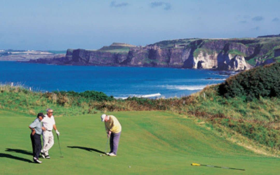 Royal Portrush Golf Club, County Antrim, Ireland, Ireland Golf Vacations