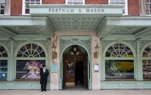 LUXURY PRIVATE TOUR AT FORTNUM & MASON, LONDON, extraordinary UK and Ireland travel experiences