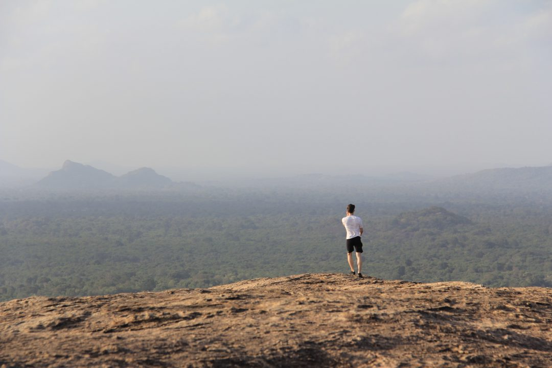 Pidurangala Rock, Sigiriya, Sri Lanka, Taking a Mini Sabbatical: Travel to Restore Creative Inspiration and Rejuvenate for Your Next Career | Enlightened Journeys Travel