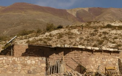 Hiking in Search of the Pachamama, Andes, in Argentina – Part 1.f.2