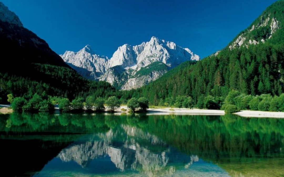 mountains and nature in Slovenia
