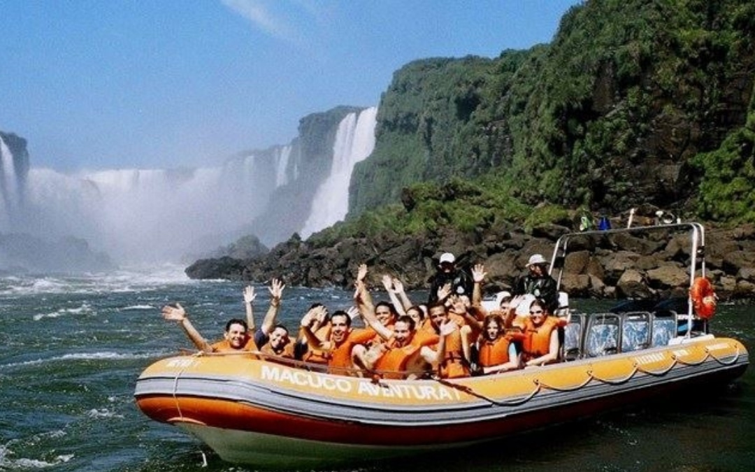 Iguazu Waterfalls, Best Family Vacations in South America for Your Top Winter or Spring Break Vacation